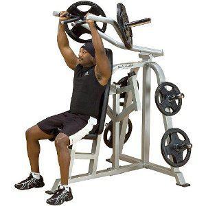 Body-Solid Leverage Shoulder Press